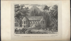 A View Of Governors Residence In The Botanic Garden, St Vincent